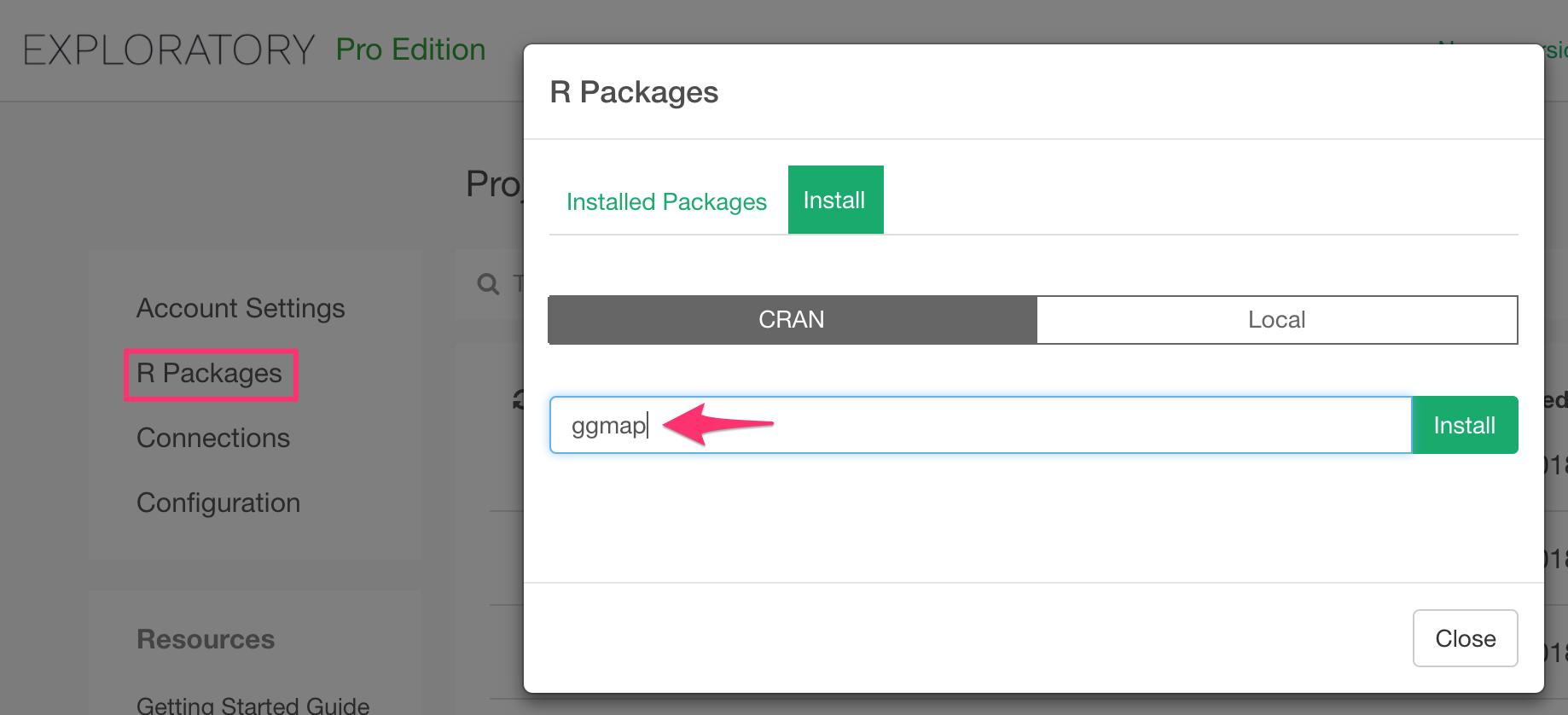 Geocoding with ggmap : How to use ggmap's geocoding function in